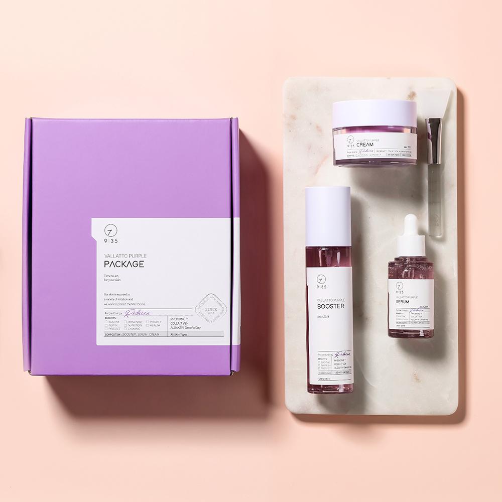 Ballato Purple Package